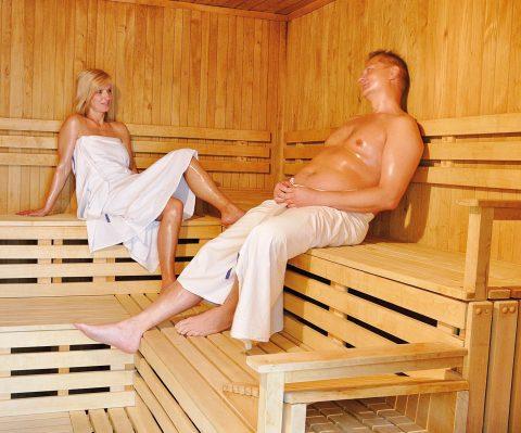 Fínska Sauna - Diamant Dudince