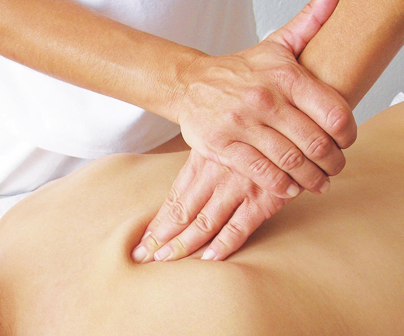 Reflexná masáž